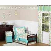 Layla Collection 5pc Toddler Bedding Set