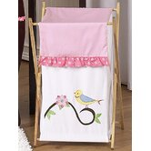Song Bird Collection Laundry Hamper