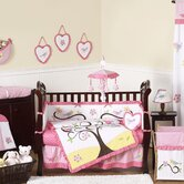 Song Bird Crib Bedding Collection