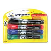 Enduraglide Dry Erase Markers, Bullet Tip, Assorted Colors (Set of 4)