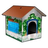 Pasadena Cottage Litter Box Cover