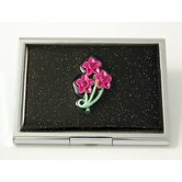 Secret Garden Business Card Case