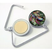 Mother of Pearl Handbag Holder