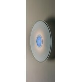 Coloring Blue Round Ceiling / Wall Lamp