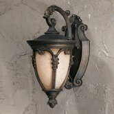Eiffel Outdoor Wall Lantern in Oil Rubbed Bronze