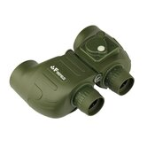 Sortie Military 7x50 Reticule Binoculars with Lit Compass, OD