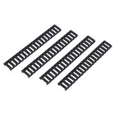Quad Rail Rubber Cover (Set of 4)