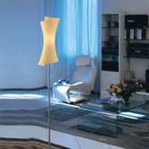 Twister Floor Lamp in Amber