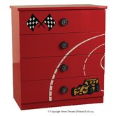 Sweet Dreams Children's Chest of Drawers
