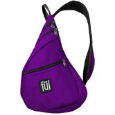 Peabody Mini Sling Pack in Purple