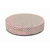"Leeka Round Floor Cushion 6"" x  27.5"""