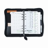 Bonded Leather Organizer Starter Set