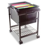 Heavy-Duty File Shuttle, 17-3/8W X 14-3/8D X 20H