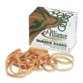 Rubber Bands,Size 117B,1/4lb,7&quot;x1/8&quot;,Approx. 75/BX,NL