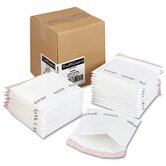 Jiffy Tuffgard Self-Seal Cushioned Mailer, Side Seam, 25/Box