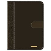 Executive Fashion Weekly/Monthly Planner, 8-1/4 x 10-7/8, Black, 2013