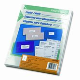 Pres-A-Ply Copier Labels, 100/Box