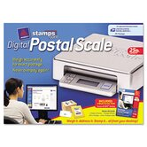 Digital Postal Scale, 25 lb Capacity