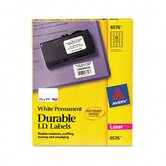 Permanent I.D. Laser Labels, 1600/Pack