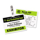 Avery Consumer Products Name Badge Holders