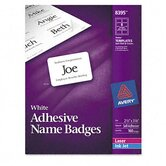Avery Consumer Products Name Badges & Accessories