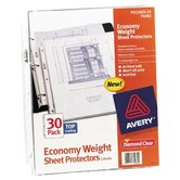 Avery Consumer Products Sheet Protectors