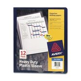 Avery Consumer Products File Jackets, Sleeves, Wal