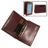 Cordoba Leather Business Card Case Wallet