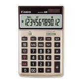 12-Digit Calc.,Solar w/Batt. 4-1/8&quot;x6-29/64&quot;x11-9/64&quot;, Black