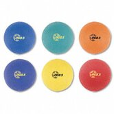 Nylon Playground Ball ( Set of 6)