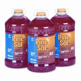 Pine-Sol All-Purpose Cleaner, Orange Scent, 144oz. Bottle, 3/carton