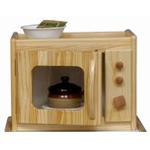 Kid's Kitchen Microwave Oven