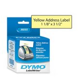 Labelwriter Address Labels, 130 Labels/Roll, 1 Roll/Box