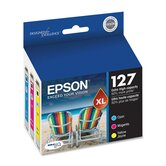 T127520 (127) Extra High-Yield Ink, 3/Pack