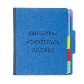 Vertical Personnel Folders, 1/3 Cut Top Tab, Letter