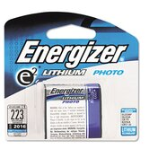 e&sup2; Lithium Photo Battery, 223, 6V