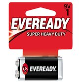 9 Volt Heavy-Duty Battery
