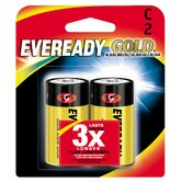 C Cell Alkaline Battery (2 Pack)