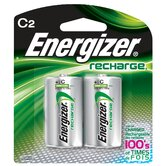 C ACCU Rechargeable High Energy Battery (2 Pack)