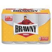 Brawny Big Roll Paper Towels (Set of 12)