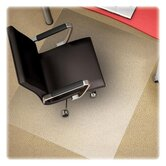 Polycarbonate Straight Edge Chair Mat