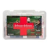 Johnson & Johnson First Aid Supplies