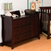 Aspen 3-Drawer Combo Dresser