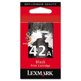 18Y0342 Ink, 210 Page-Yield, Black