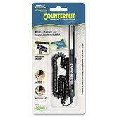 Counterfeit Currency Detector Pen with Holder