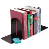 Steelmaster Fashion Bookends, 5 9/10 X 5 X 7, Pair