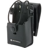 RDX Series Leather Case with 3&quot; Swivel Belt Loop