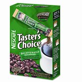Nescaf Taster'S Choice Stick Pack, 72 Sticks/Carton