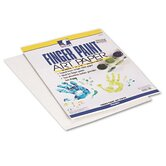 Fingerpaint Paper, 50 Sheets/Pack