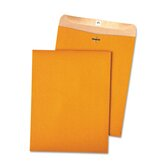 100% Recycled Kraft Clasp Envelope, 100/Box